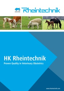 HK Rheintechnik. Proven Quality in Veterinary Obstetrics